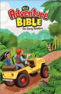 Bible scavenger hunt for kids
