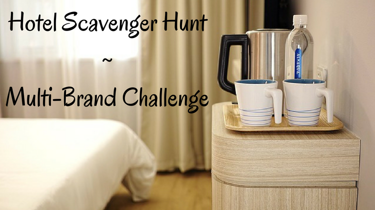 Hotel Scavenger Hunt Multi-Brand Challenge