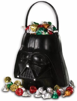 Darth Vader Trick Or Treat Bucket