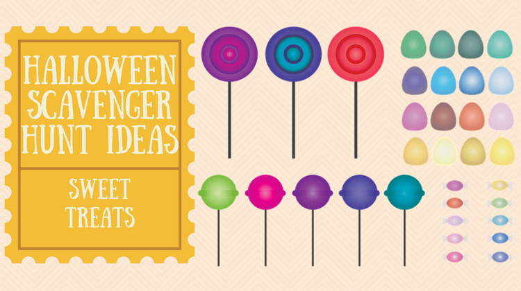 Halloween Scavenger Hunt Ideas Sweet Treats